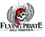 Flying Pirate Half Marathon & First Flight 5K logo on RaceRaves
