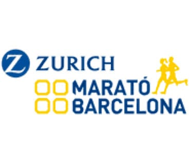 Barcelona Marathon logo on RaceRaves