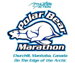 Polar Bear Marathon logo on RaceRaves