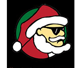 Kris Kringle 5 Mile Run logo on RaceRaves