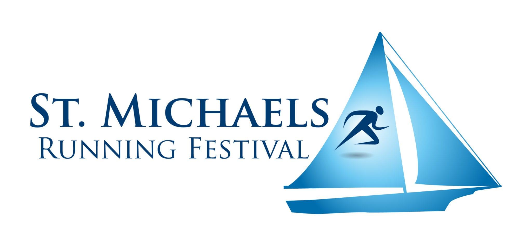 St. Michaels Running Festival logo on RaceRaves