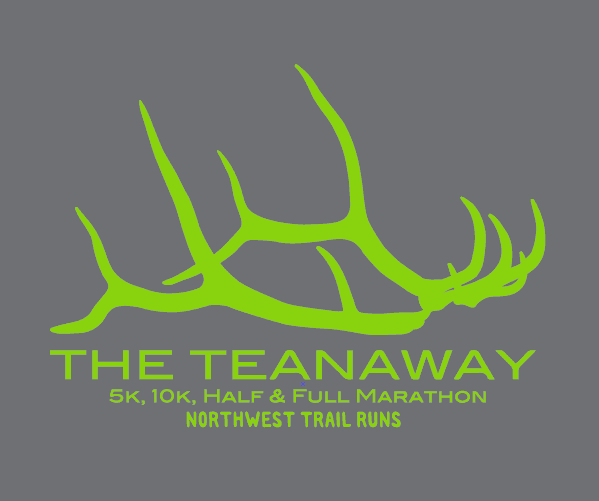 NWTR Teanaway Trail Run logo on RaceRaves