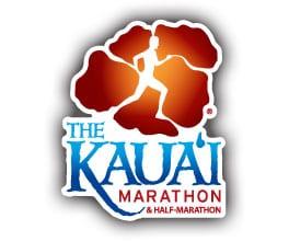 Kauai Marathon & Half Marathon logo on RaceRaves