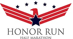 Honor Run Half Marathon logo on RaceRaves