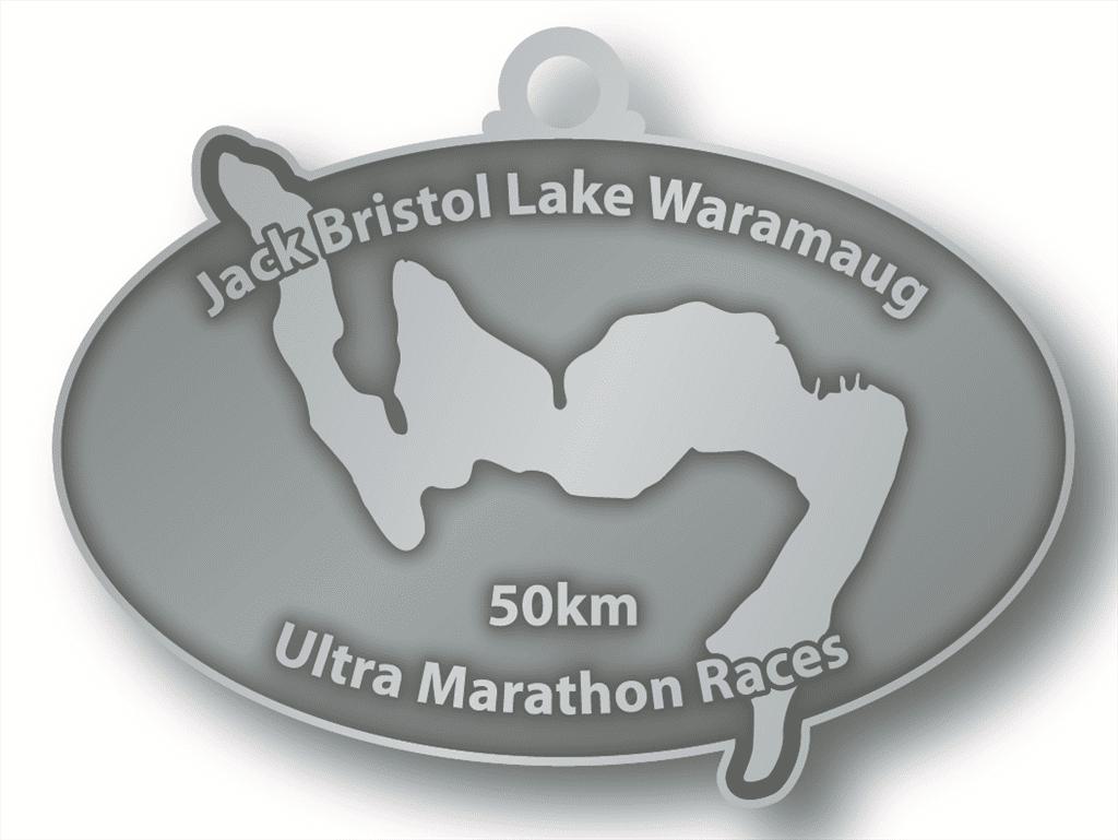 Jack Bristol Lake Waramaug Ultras logo on RaceRaves
