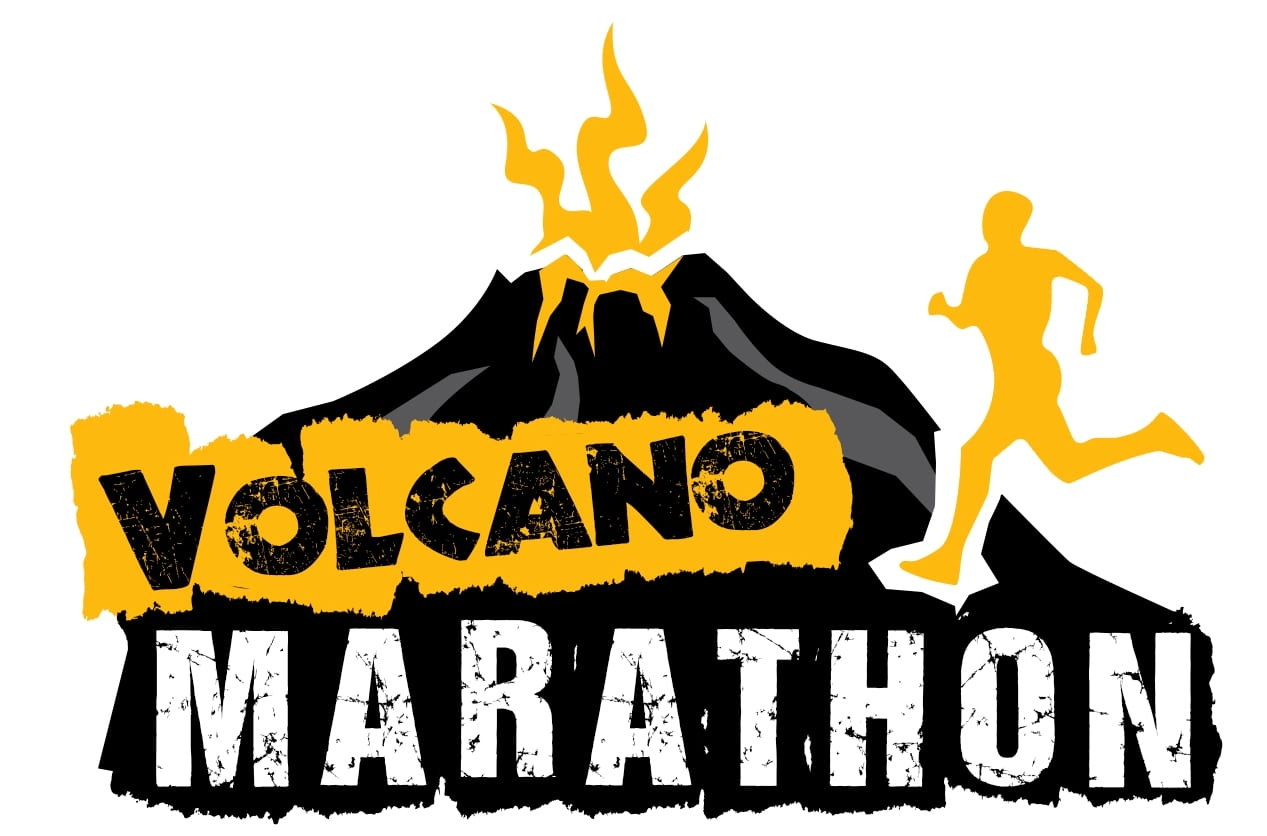 Volcano Marathon logo on RaceRaves