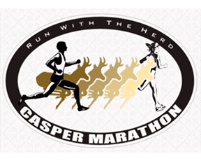 Casper Marathon logo on RaceRaves