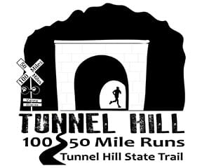 Tunnel Hill 100 & 50 logo on RaceRaves