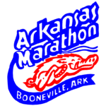 Arkansas Marathon logo on RaceRaves