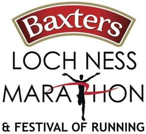 Loch Ness Marathon & Festival of Running logo on RaceRaves