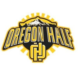 Oregon Spring Half Marathon logo on RaceRaves