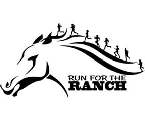 Run for the Ranch logo on RaceRaves