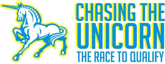 Chasing the Unicorn Marathon logo on RaceRaves