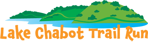 Lake Chabot Trail Run logo on RaceRaves