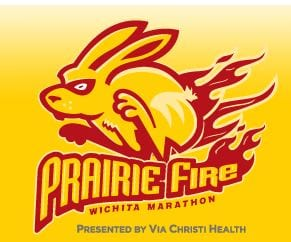 Prairie Fire Marathon logo on RaceRaves