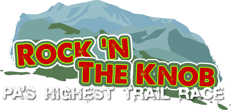 Rock 'N The Knob: PA's Highest Trail Race logo on RaceRaves