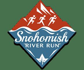 Snohomish River Run logo on RaceRaves