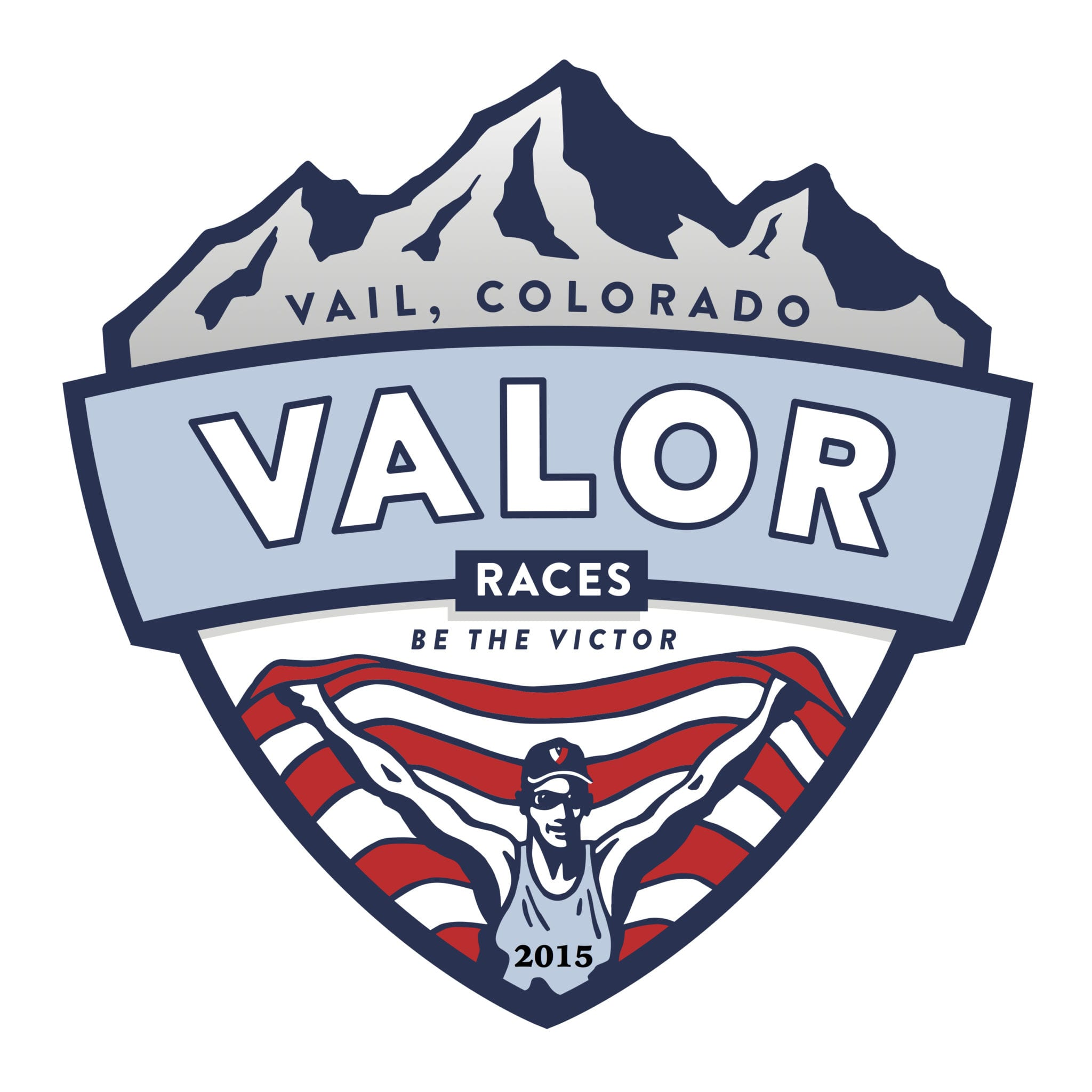 Vail Valor Races logo on RaceRaves