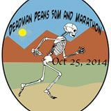 Deadman Peaks Trail Run logo on RaceRaves