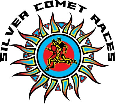 Silver Comet Half and Full Marathon logo on RaceRaves