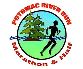Potomac River Run Marathon & Half (Spring) logo on RaceRaves