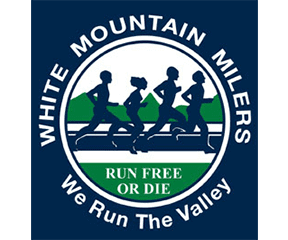 White Mountain Milers Half Marathon, 10K & 5K logo on RaceRaves