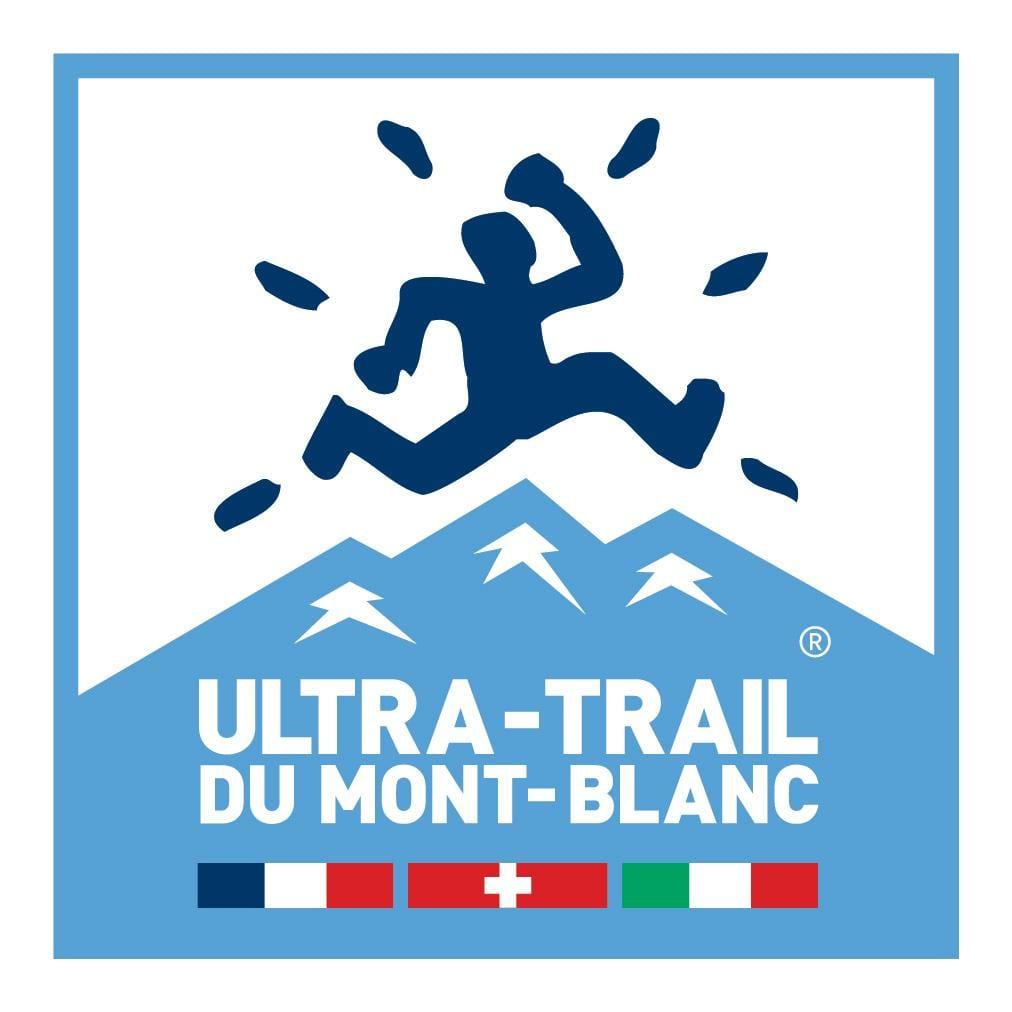 Ultra-Trail du Mont-Blanc UTMB logo on RaceRaves