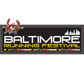 Baltimore Running Festival logo on RaceRaves