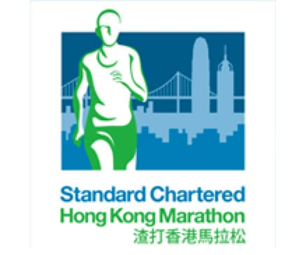 Standard Chartered Hong Kong Marathon logo on RaceRaves