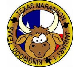 Texas Marathon logo on RaceRaves