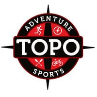 Topo Trail Marathon logo on RaceRaves
