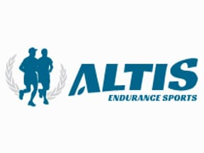 Altis Western Maryland Rail Trail Marathon & Half Marathon logo on RaceRaves