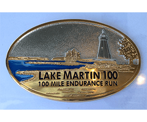 Lake Martin 100 logo on RaceRaves