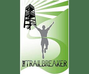 Trailbreaker Marathon & Half Marathon logo on RaceRaves