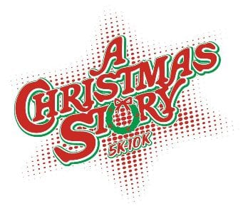 A Christmas Story 5K & 10K Run logo on RaceRaves