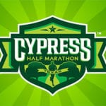 Cypress Half Marathon logo on RaceRaves