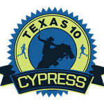 Cypress 10 – Texas 10 Series logo on RaceRaves