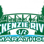 McKenzie River Half Marathon & Bring In Spring 5K logo on RaceRaves