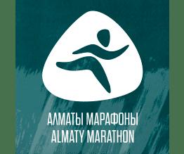 Almaty Marathon logo on RaceRaves