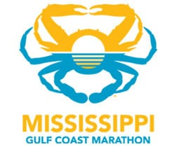 Mississippi Gulf Coast Marathon logo on RaceRaves