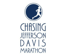 Chasing Jefferson Davis Marathon logo on RaceRaves