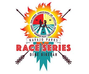 Four Corners Quad Keyah Marathon logo on RaceRaves