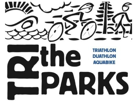 Tri the Parks Race Series –Don Carter State Park logo on RaceRaves