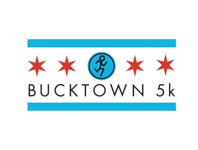 Bucktown 5K logo on RaceRaves