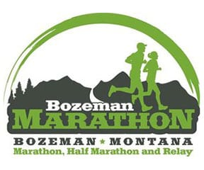 Bozeman Marathon and Half Marathon logo on RaceRaves