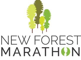 New Forest Marathon logo on RaceRaves