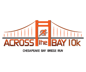 Across the Bay 10K – Chesapeake Bay Bridge Run logo on RaceRaves