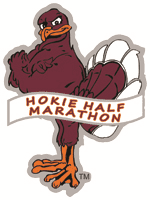 Hokie Half Marathon & 5K logo on RaceRaves