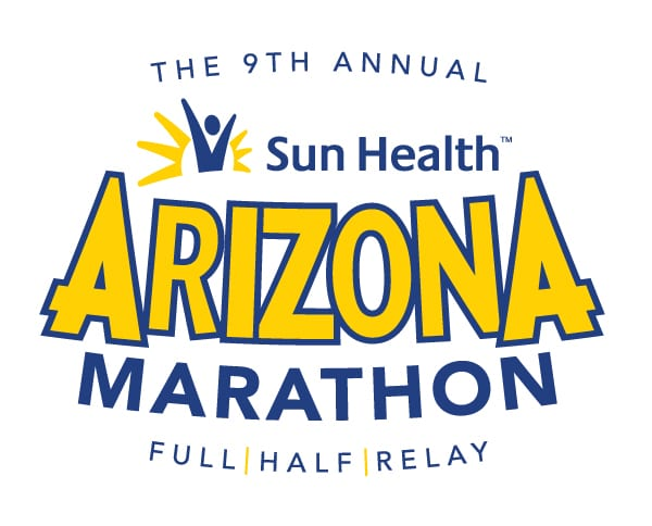 Arizona Marathon logo on RaceRaves