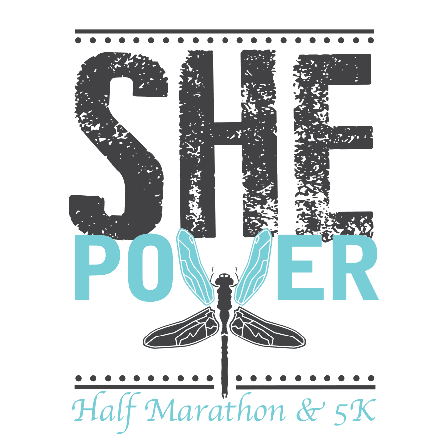 SHE Power Half Marathon & 5K – Chandler logo on RaceRaves